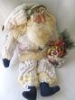 Hand-crafted Santa